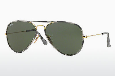 Saulesbrilles Ray-Ban AVIATOR FULL COLOR (RB3025JM 171) - Zelta