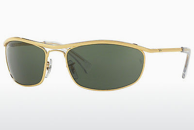 Saulesbrilles Ray-Ban OLYMPIAN (RB3119 001) - Zelta