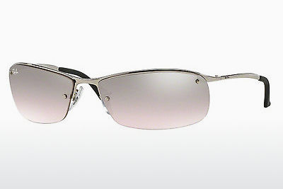 Saulesbrilles Ray-Ban RB3183 003/8Z - Sudraba