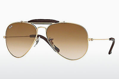 Saulesbrilles Ray-Ban AVIATOR CRAFT (RB3422Q 001/51) - Zelta