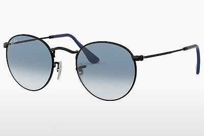 Saulesbrilles Ray-Ban ROUND METAL (RB3447 006/3F) - Melna
