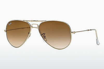 Saulesbrilles Ray-Ban AVIATOR FOLDING (RB3479 001/51) - Zelta