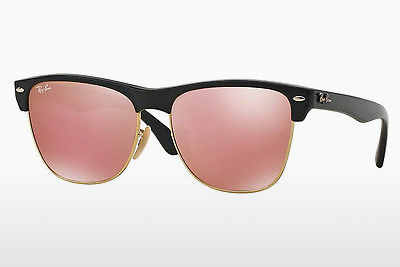 Saulesbrilles Ray-Ban CLUBMASTER OVERSIZED (RB4175 877/Z2) - Melna