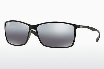 Saulesbrilles Ray-Ban LITEFORCE (RB4179 601S82) - Melna
