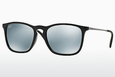 Saulesbrilles Ray-Ban CHRIS (RB4187 601/30) - Melna