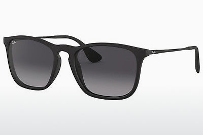Saulesbrilles Ray-Ban CHRIS (RB4187 622/8G) - Melna