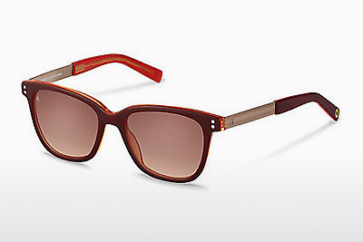 Saulesbrilles Rocco by Rodenstock RR321 C - Sarkana