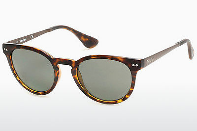 Saulesbrilles Timberland TB9085 53R - Havannas brūna, Yellow, Blond, Brown