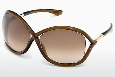 Saulesbrilles Tom Ford Whitney (FT0009 692)