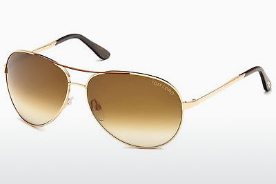 Saulesbrilles Tom Ford Charles (FT0035 772)