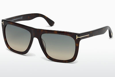 Saulesbrilles Tom Ford Morgan (FT0513 52W) - Brūna, Dark, Havana