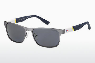Saulesbrilles Tommy Hilfiger TH 1283/S FO5/3H - Sudraba