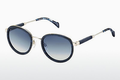 Saulesbrilles Tommy Hilfiger TH 1307/S T8D/IT - Zila, Zelta
