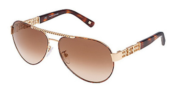 Escada SES862 320G BROWN GRADIENT/MIRROR GOLDORO ROSE' C/PARTI AVANA