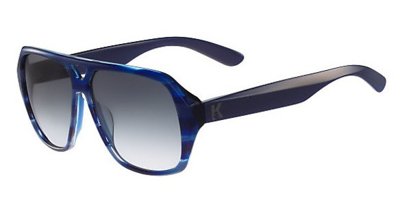 Karl Lagerfeld KL895S 084 STRIPED BLUE