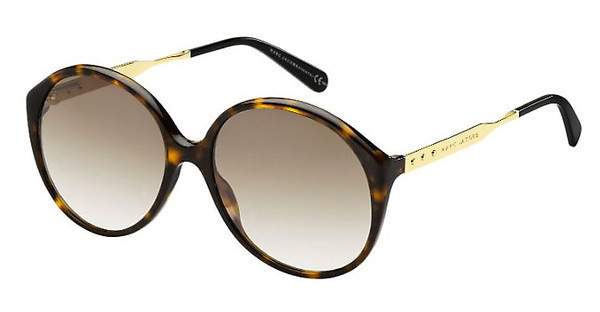 Marc Jacobs MJ 613/S ANT/CC BROWN SFDKHVN GLD (BROWN SF)