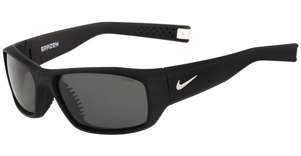 Nike BRAZEN P EV0572 095 MATTE BLACK/GREY MAX POLARIZED
