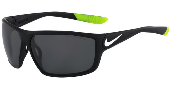 Nike   NIKE IGNITION P EV0868 010 MATTE BLACK/WHITE WITH GREY  LENS