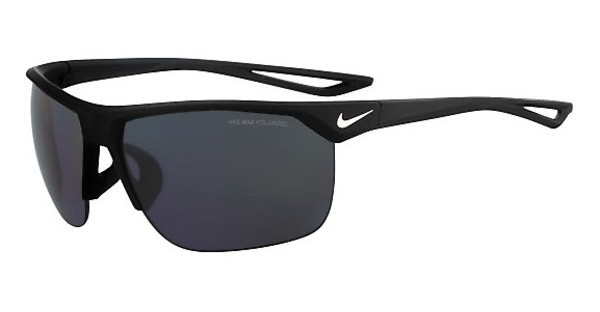 Nike NIKE TRAINER P EV0936 001 MATTE BLACK/SILVER WITH POLARIZED GREY LENS LENS