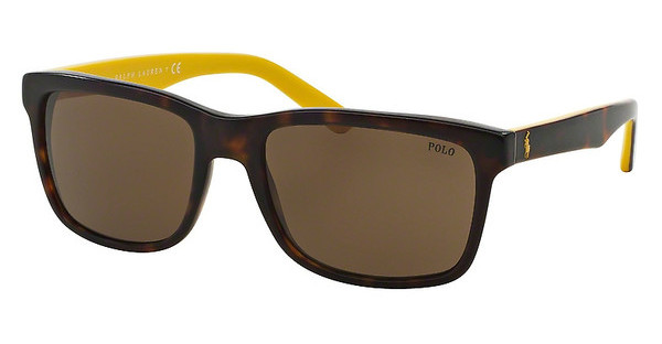 Polo PH4098 500373 BROWNVINTAGE DARK HAVANA