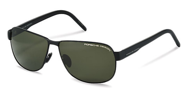 Porsche Design P8633 A Polarized green grey 90%