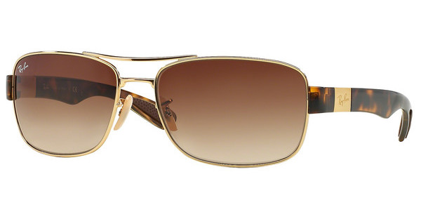 Ray-Ban RB3522 001/13 BROWN GRADIENTARISTA