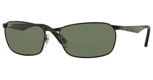 Ray-Ban RB3534 002 GREENBLACK