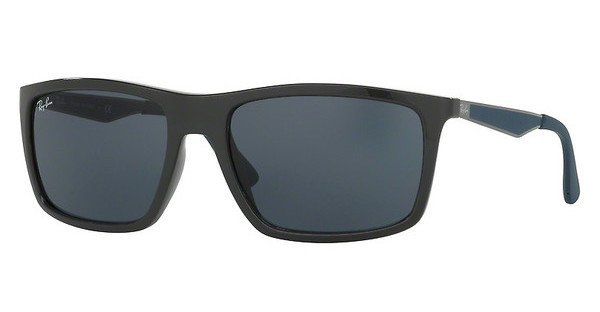 Ray-Ban RB4228 618587 DARK GREYSHINY GREY