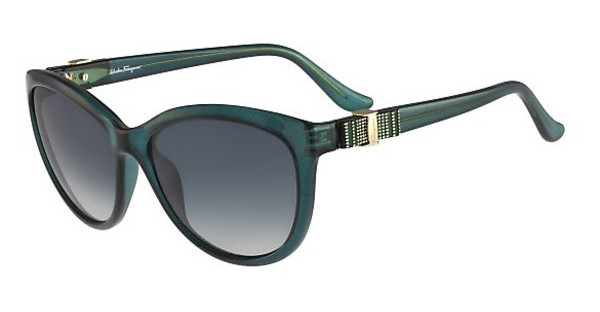 Salvatore Ferragamo SF760S 315 GREEN