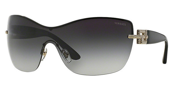 Versace VE2156B 12528G GREY GRADIENTPALE GOLD