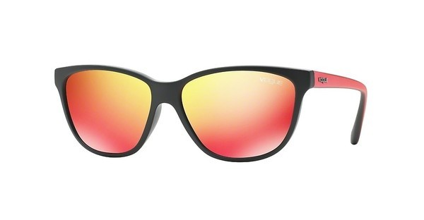 Vogue VO2729S W44/6Q RED MULTILAYERMATTE BLACK