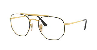 Ray-Ban RX3648V 2946 TOP BLACK ON GOLD