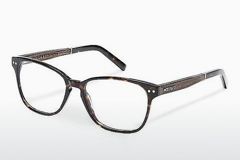 Brilles Wood Fellas Bogenhausen (10930 ebony/havana)