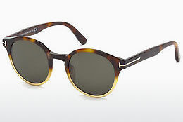 Saulesbrilles Tom Ford Lucho (FT0400 58N)