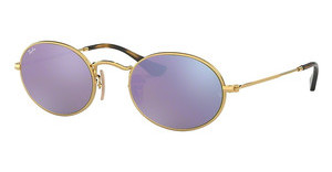 Ray-Ban RB3547N 001/8O WISTERIA FLASHGOLD