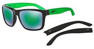 Arnette AN4177 22453R LIGHT GREEN MIRROR GREENBLACK