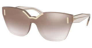 Prada PR 16TS VIT4O0 GRADIENT BROWN MIRROR SILVERLIGHT BROWN