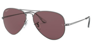 Ray-Ban RB3689 004/AF POLAR PURPLESHINY GUNMETAL