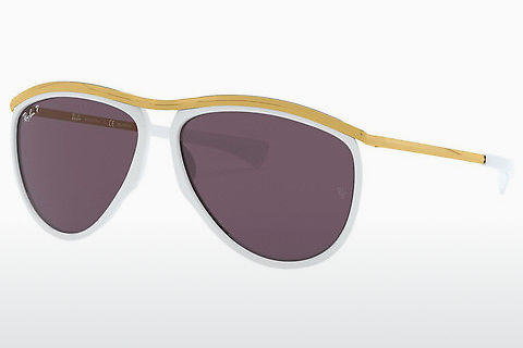 Saulesbrilles Ray-Ban OLYMPIAN AVIATOR (RB2219 1289AF)